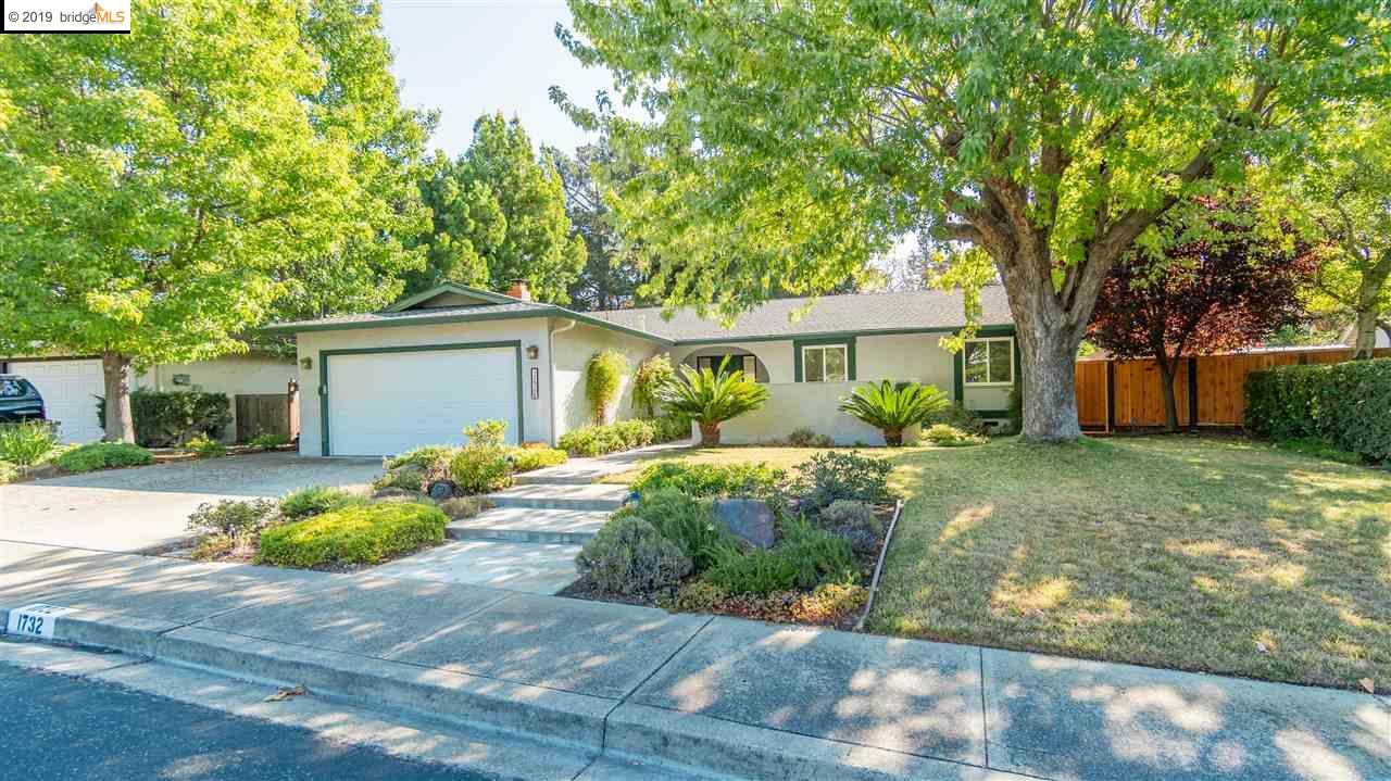 1732 Milburn Dr Pleasant Hill, CA 94523