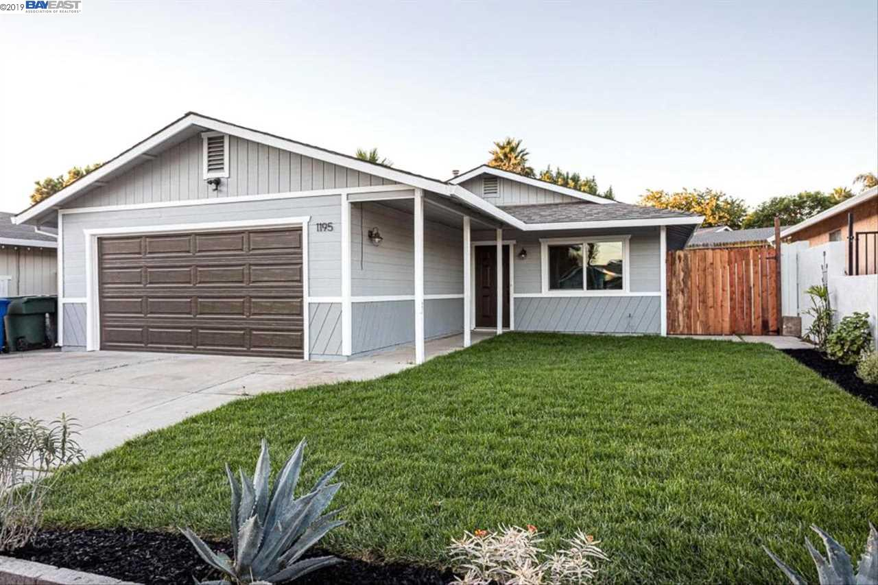 1195 Covered Wagon Dr, OAKLEY, CA 94561