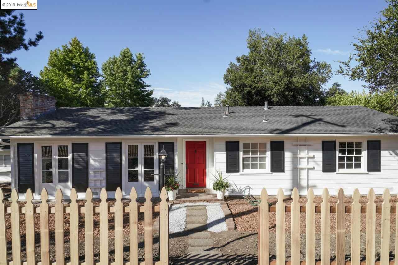298 Grizzly Peak Blvd Kensington, CA 94708