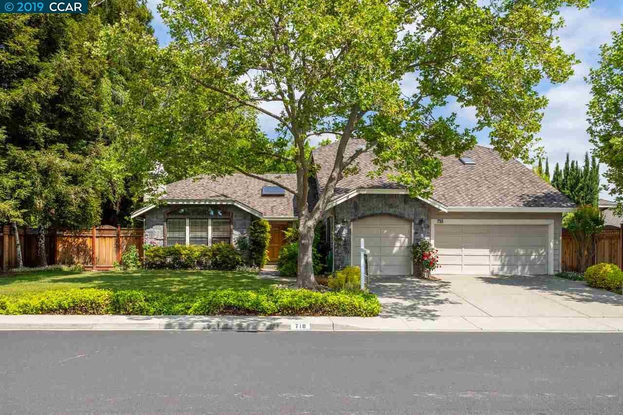 710 Comanche Ct WALNUT CREEK CA 94598, Image  1