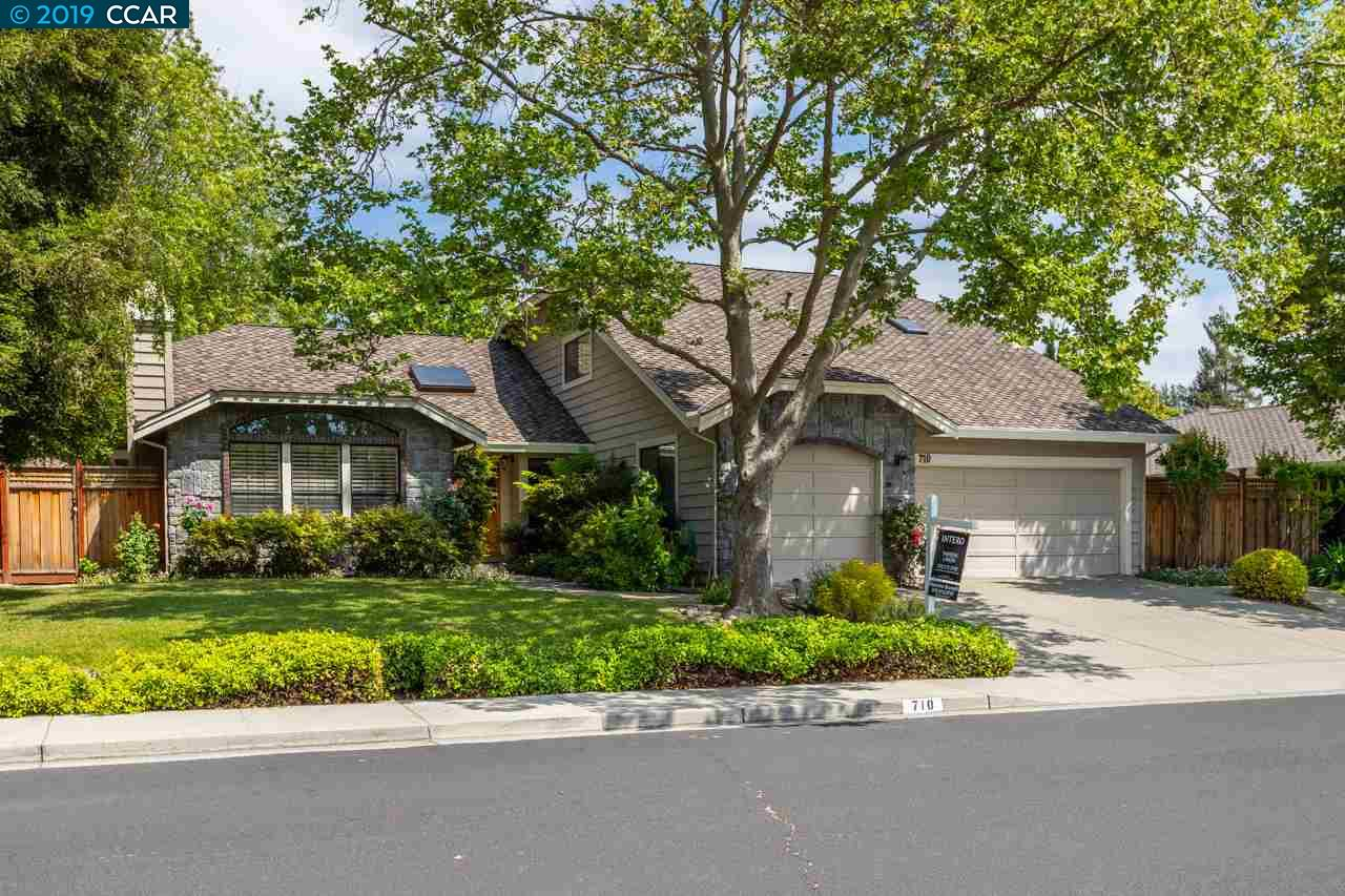 710 Comanche Ct WALNUT CREEK CA 94598, Image  2