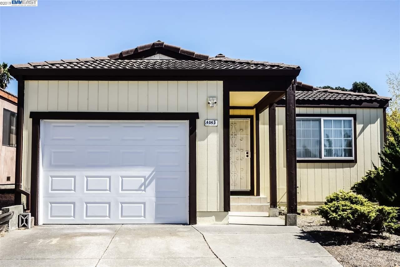 4043 MINUET CIR, RICHMOND, CA 94803
