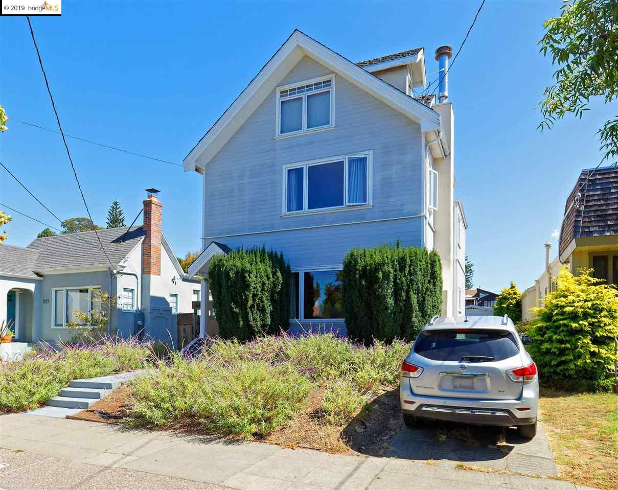 Photo of 1221 ordway, BERKELEY, CA 94706