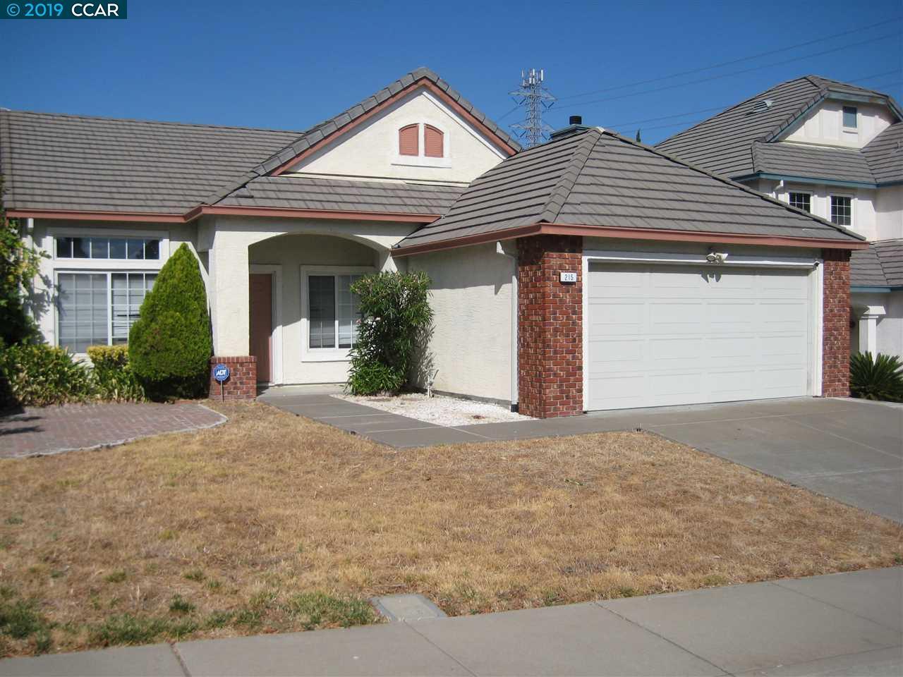 215 Shadow Hill Cir Pittsburg, CA 94565
