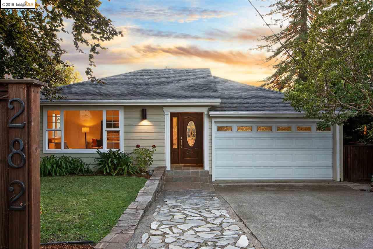 282 Lake Dr Kensington, CA 94708