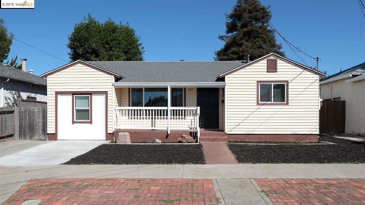 2927 TULARE AVE, RICHMOND, CA 94804