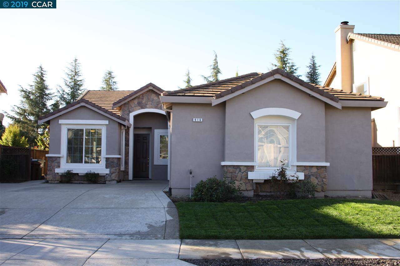 916 Yardley, BRENTWOOD, CA 94513