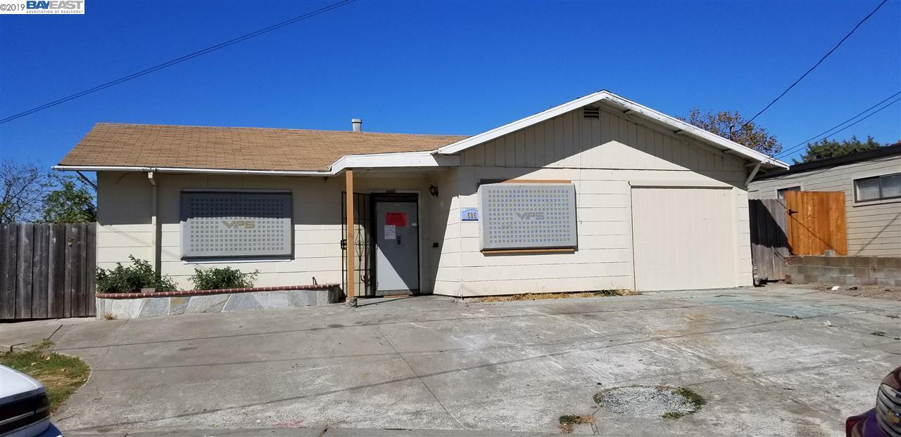 505 BANKS DR, RICHMOND, CA 94806