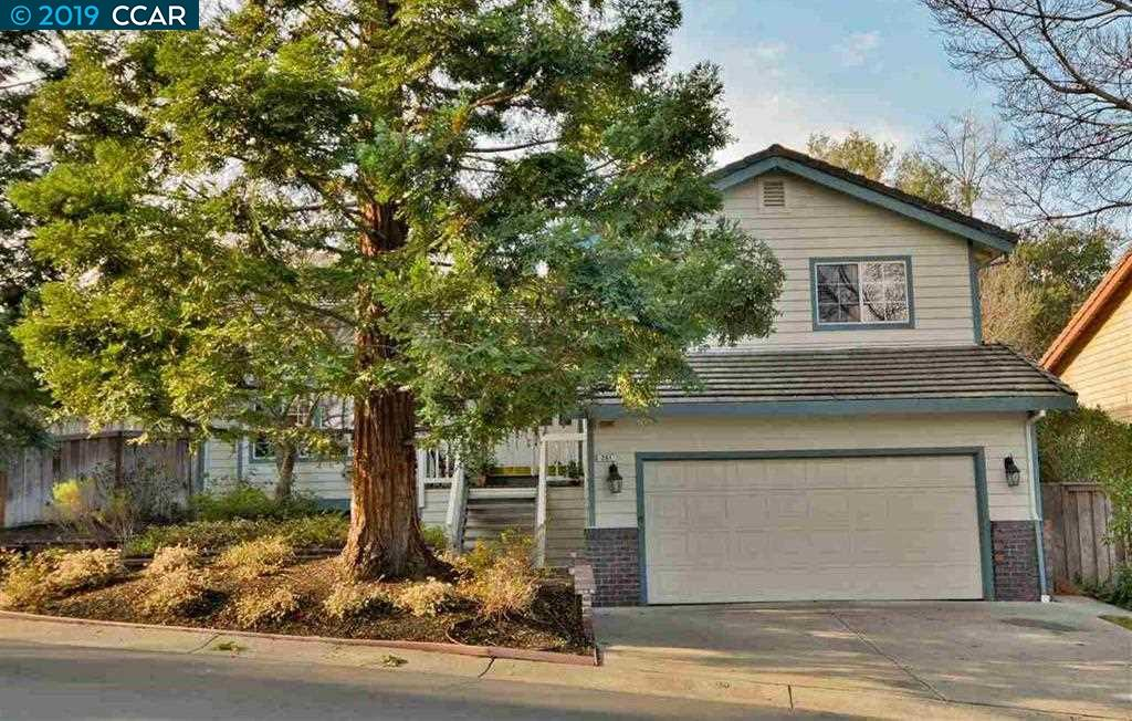 201 Netherby Pl Pleasant Hill, CA 94523