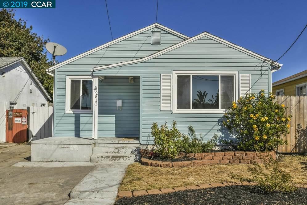 2511 LINCOLN AVE, RICHMOND, CA 94804