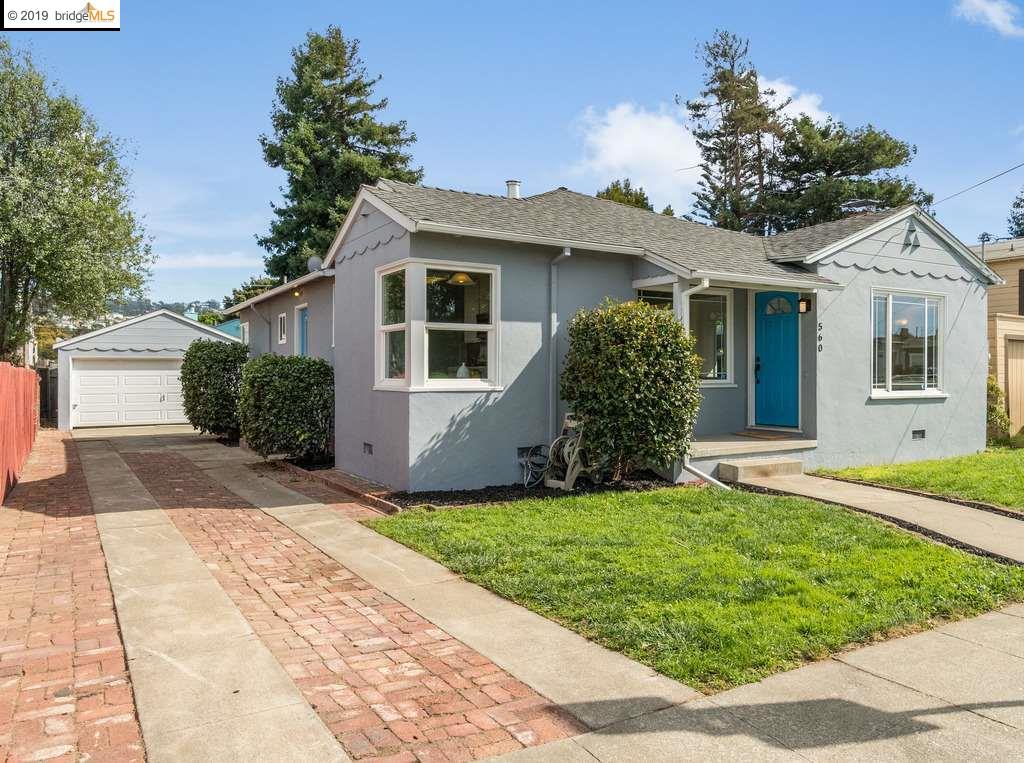 560 42ND STREET, RICHMOND, CA 94805