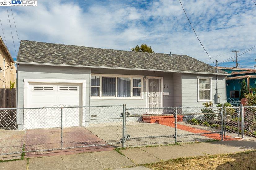 610 17TH ST, RICHMOND, CA 94801