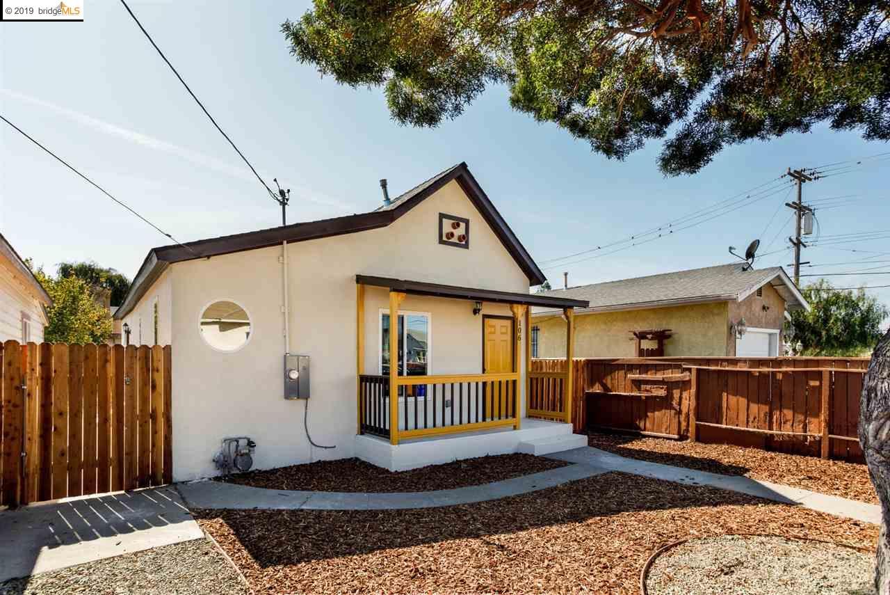 106 CHANSLOR AVE, RICHMOND, CA 94801