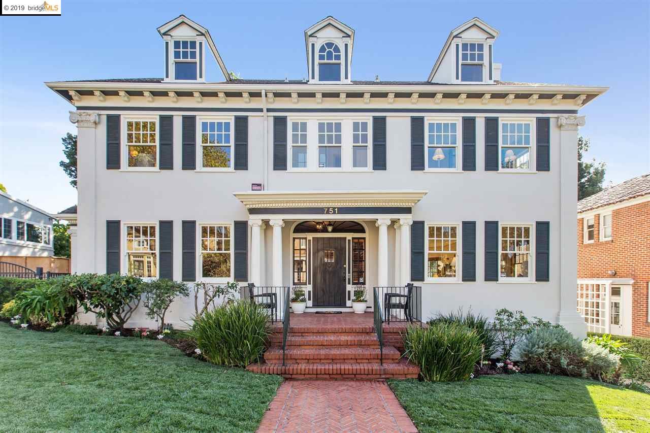751 Longridge Rd Oakland, CA 94610