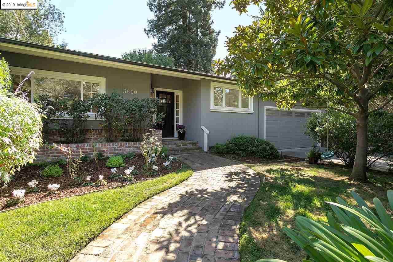 5800 Pinewood Rd Oakland, CA 94611