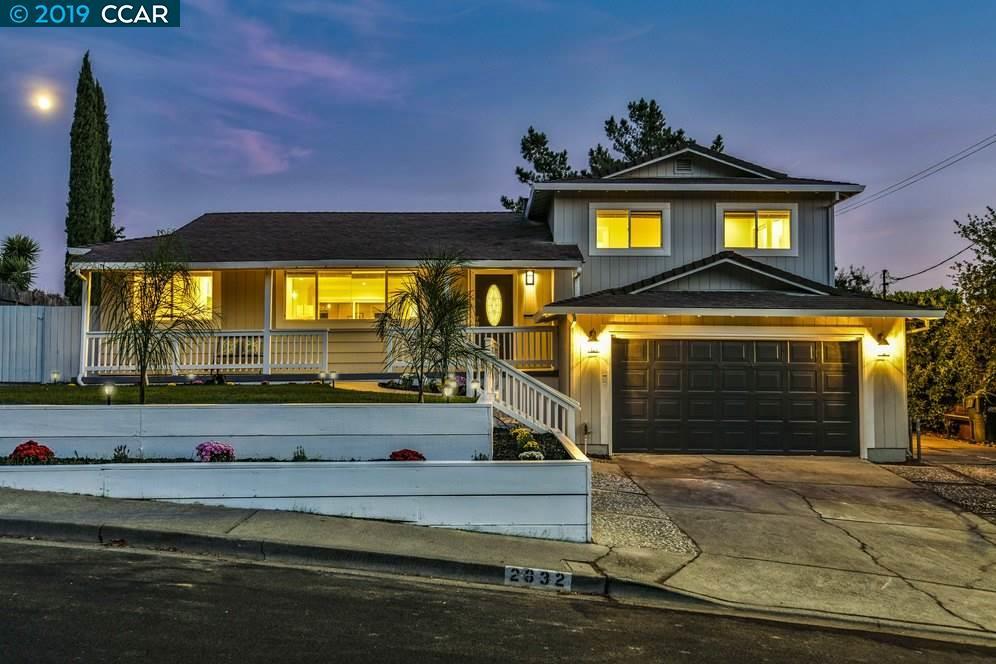 2832 Madeira Way Pleasant Hill, CA 94523