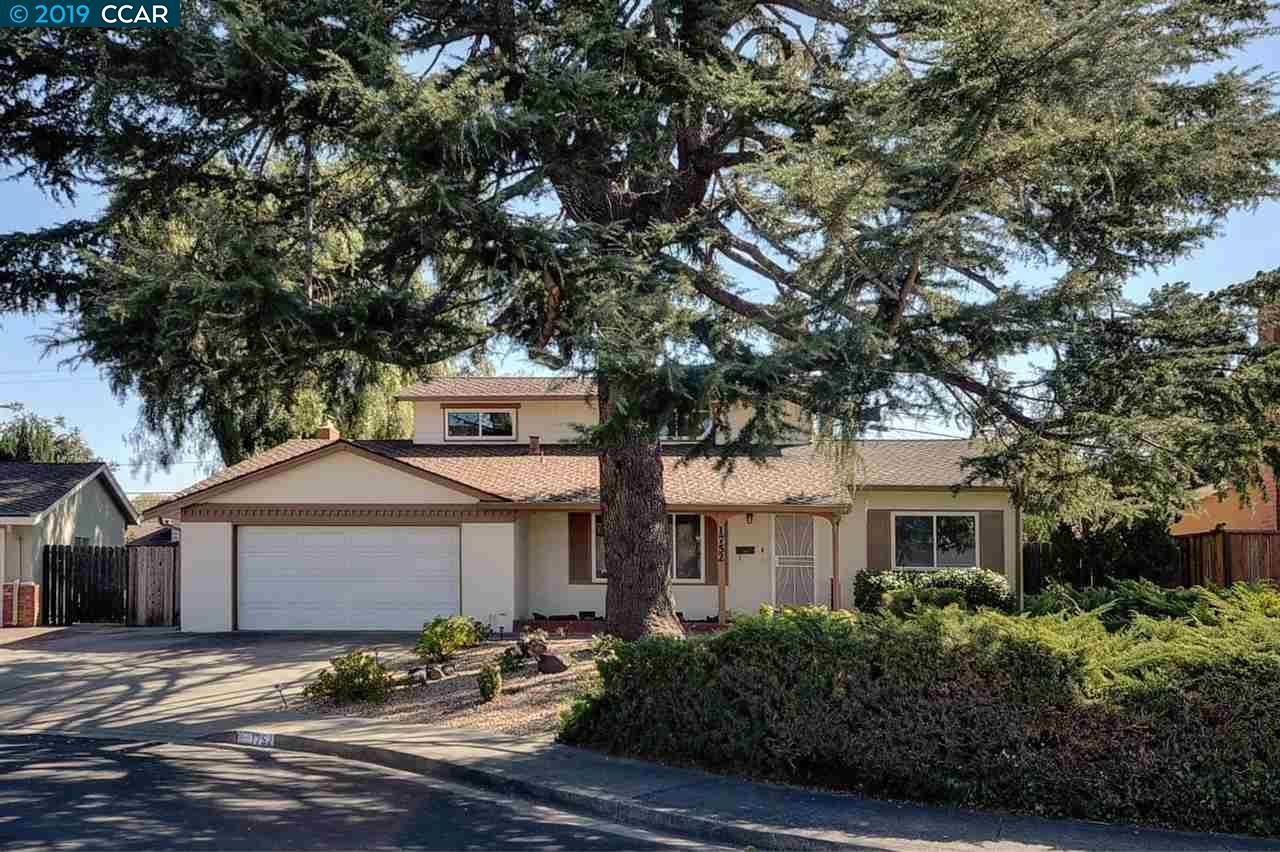 1752 Greenbush Ct Concord, CA 94521-1925