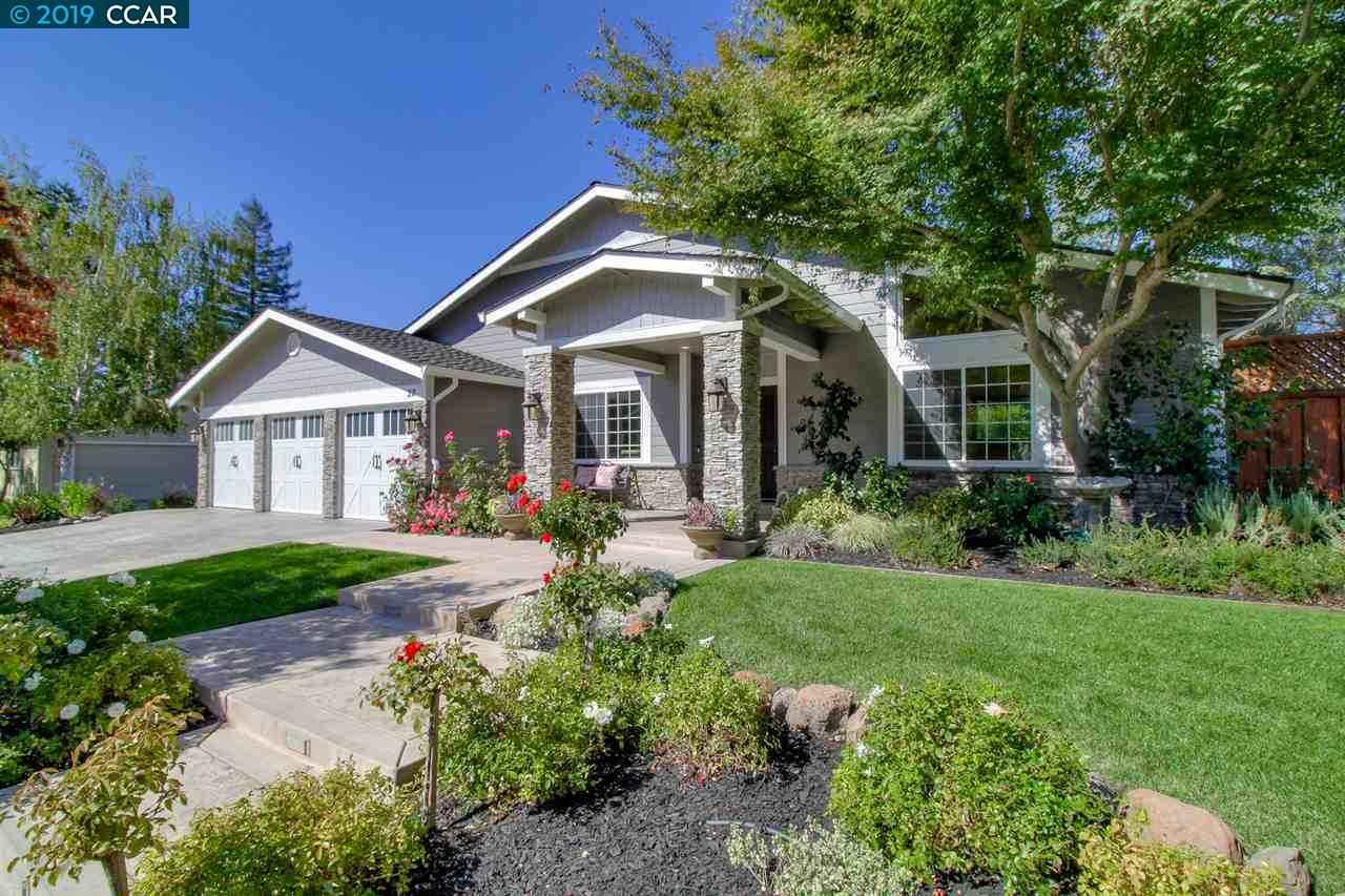 Detail Gallery Image 1 of 1 For 20 Leeds Ct W, Danville, CA 94526 - 4 Beds | 2 Baths