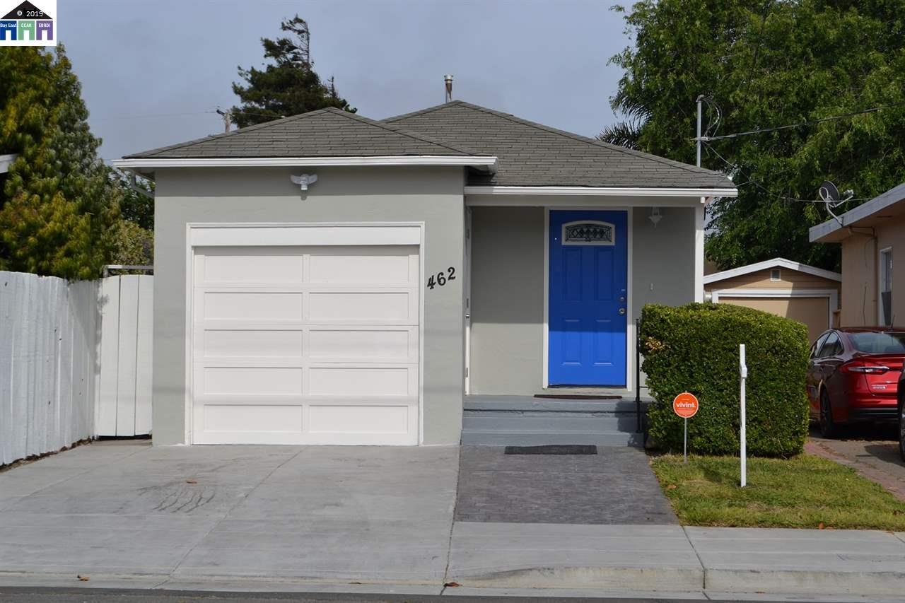 462 30TH, RICHMOND, CA 94804