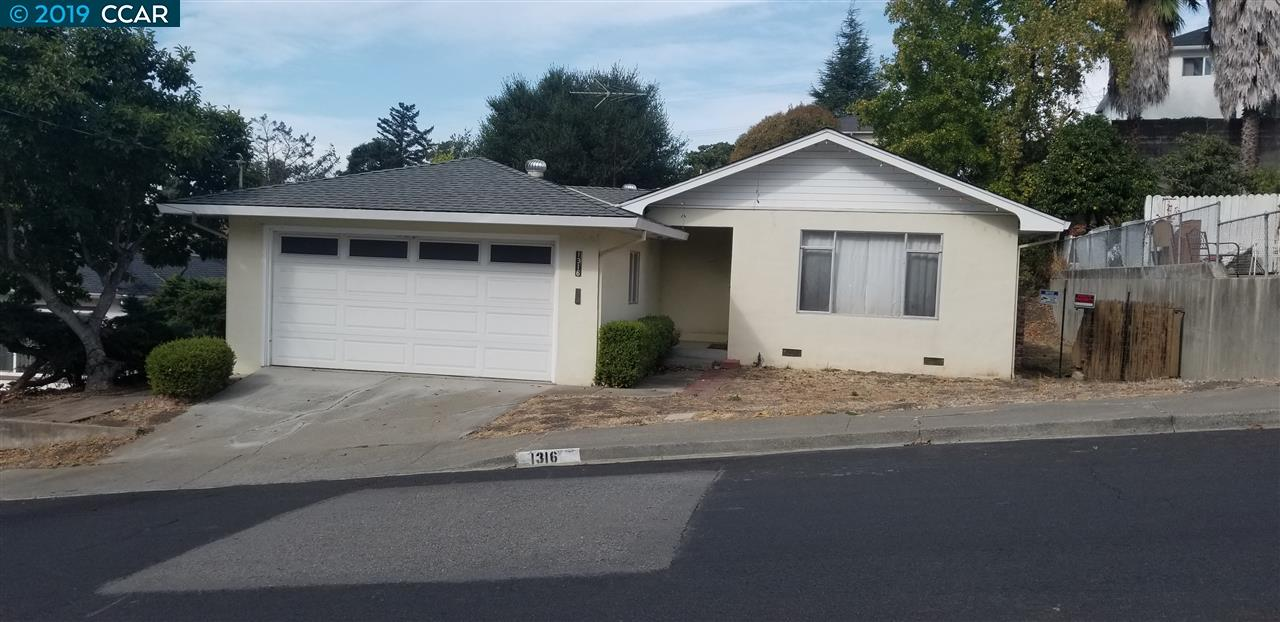 1316 7TH ST, RODEO, CA 94572