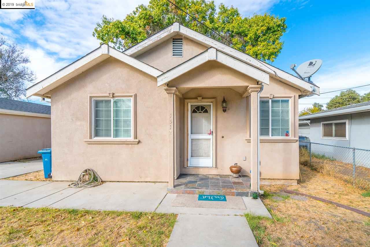 1512 Noia Ave, ANTIOCH, CA 94509