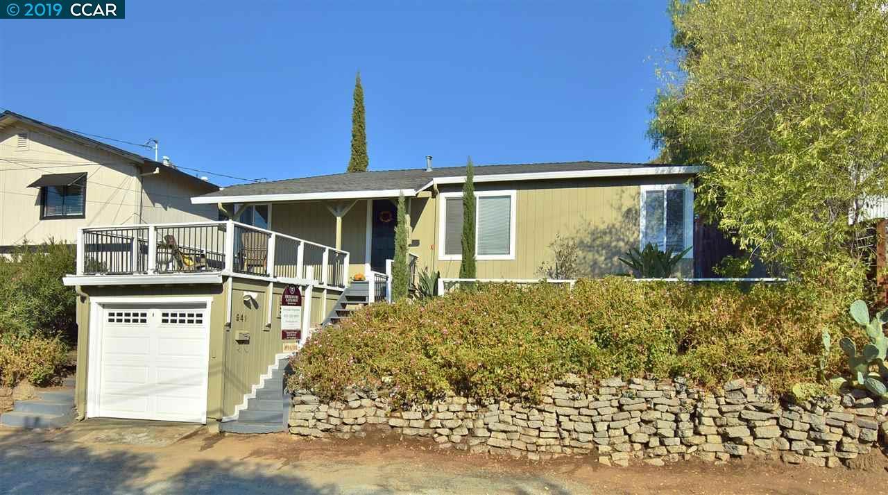 941 Shell Ave Martinez, CA 94553