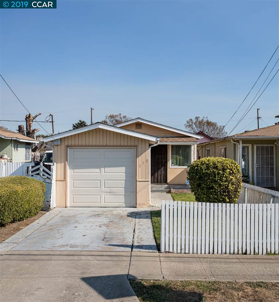 Property for sale at 350 S 12Th Street, Richmond,  California 94804