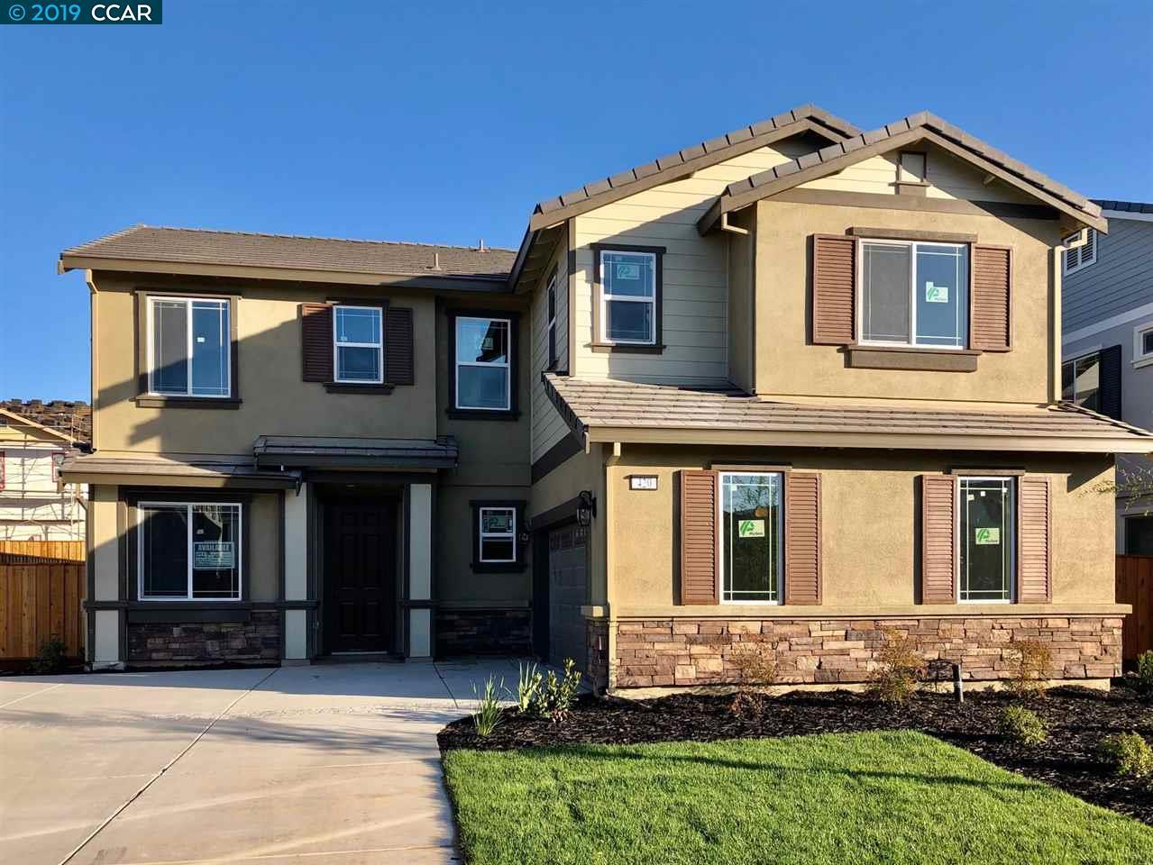 420 Diamond Peak Lane, OAKLEY, CA 94561