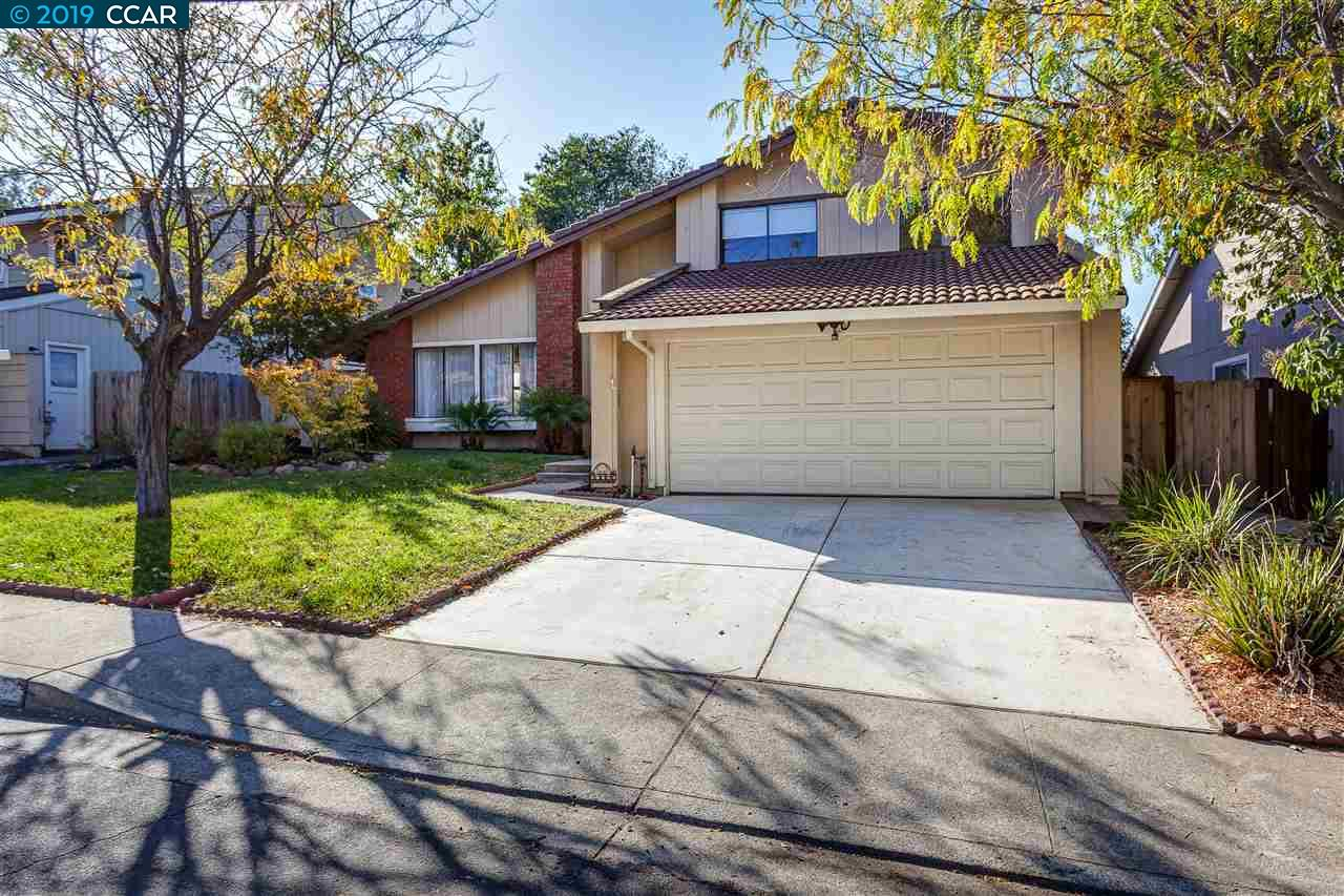 4494 Stone Canyon Ct. Concord, CA 94521