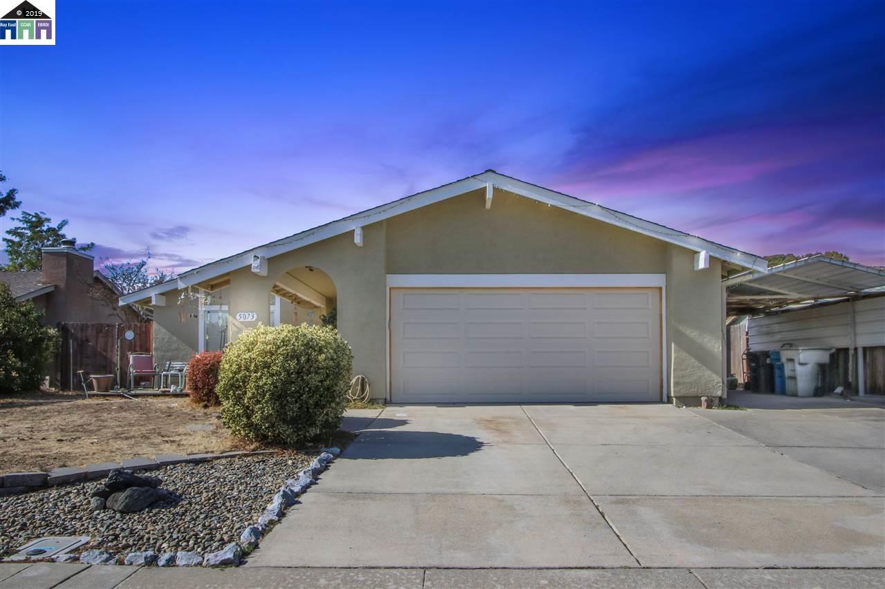 5073 Fernwood Ct, OAKLEY, CA 94561