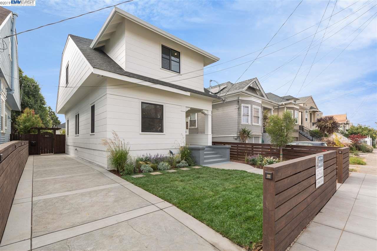 819 30th Street Oakland, CA 94608