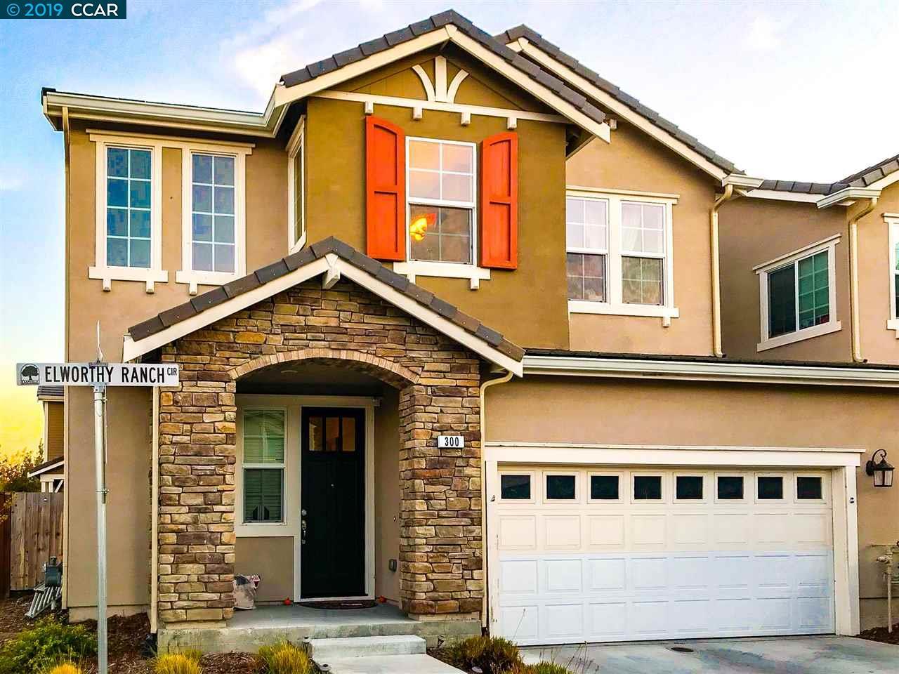 300 Elworthy Ranch Cir Danville, CA 94526