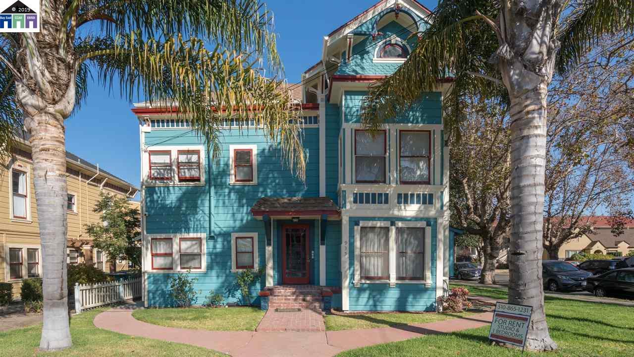 935 Santa Clara Ave Alameda, CA 94501