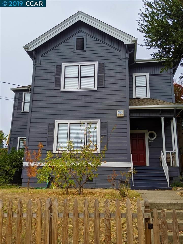 4209 Howe St Oakland, CA 94611