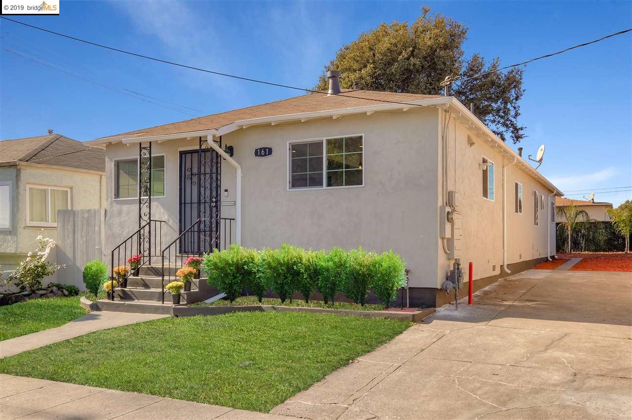 161 S 42ND ST, RICHMOND, CA 94804