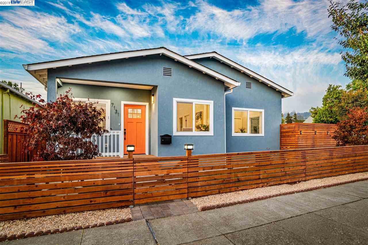 7131 Fairmount Ave El Cerrito, CA 94530