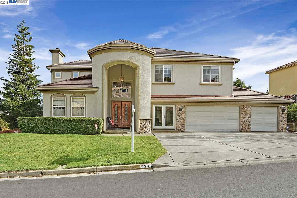 924 Autumn Oak Cir Concord, CA 94521
