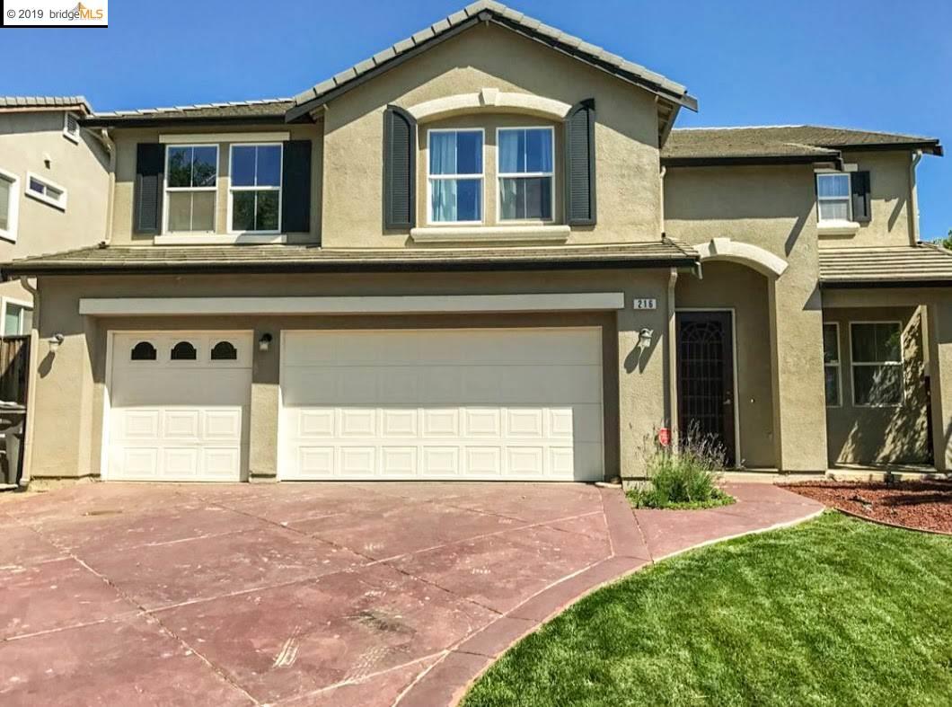 216 Hill Ave, OAKLEY, CA 94561