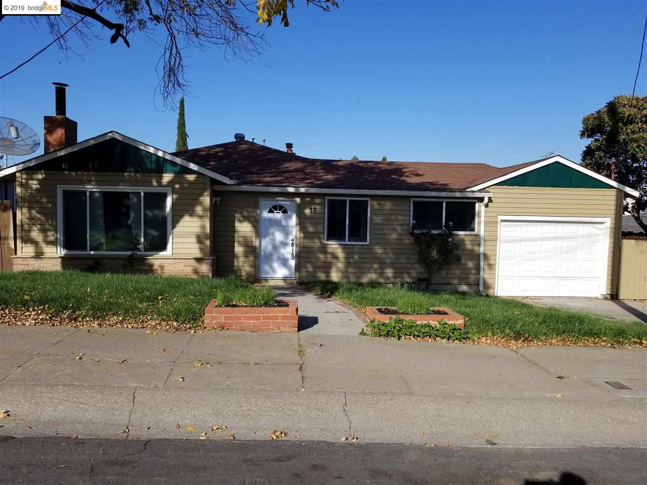 17 Hill St, BAY POINT, CA 94565