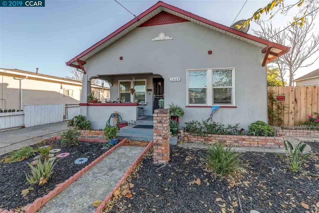 1009 W 9th Street, ANTIOCH, CA 94509
