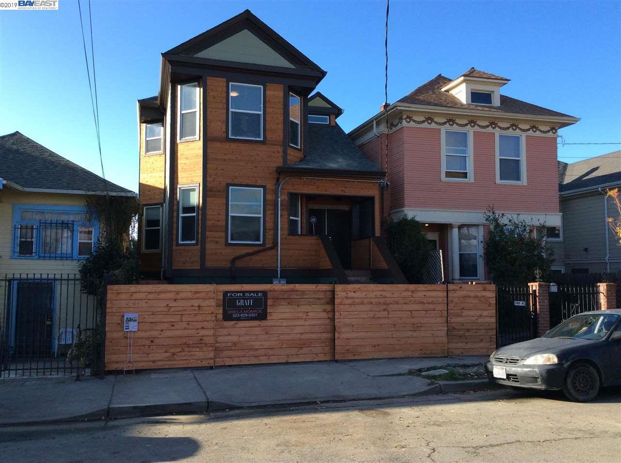3107 Filbert St Oakland, CA 94608