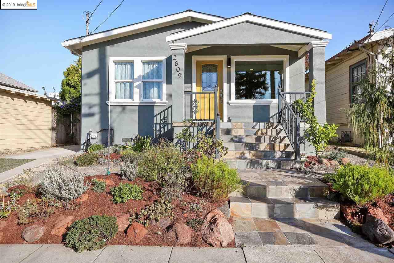 2809 Wallace St Berkeley, CA 94702