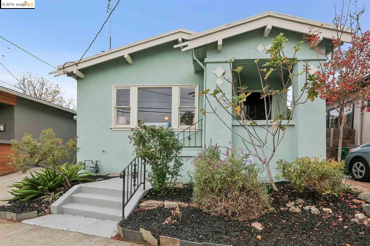 4209 Shafter Ave Oakland, CA 94609