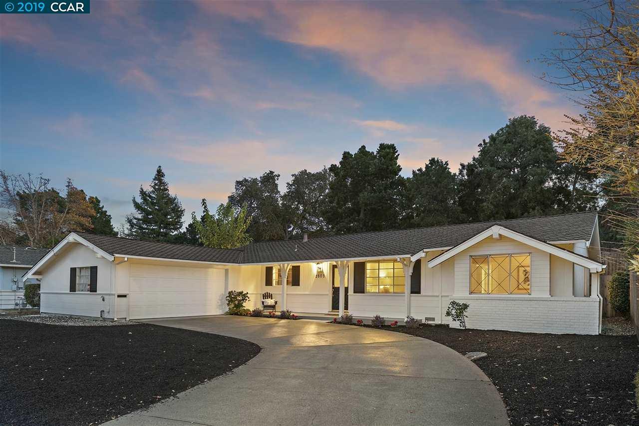 2803 San Carlos Dr Walnut Creek, CA 94598