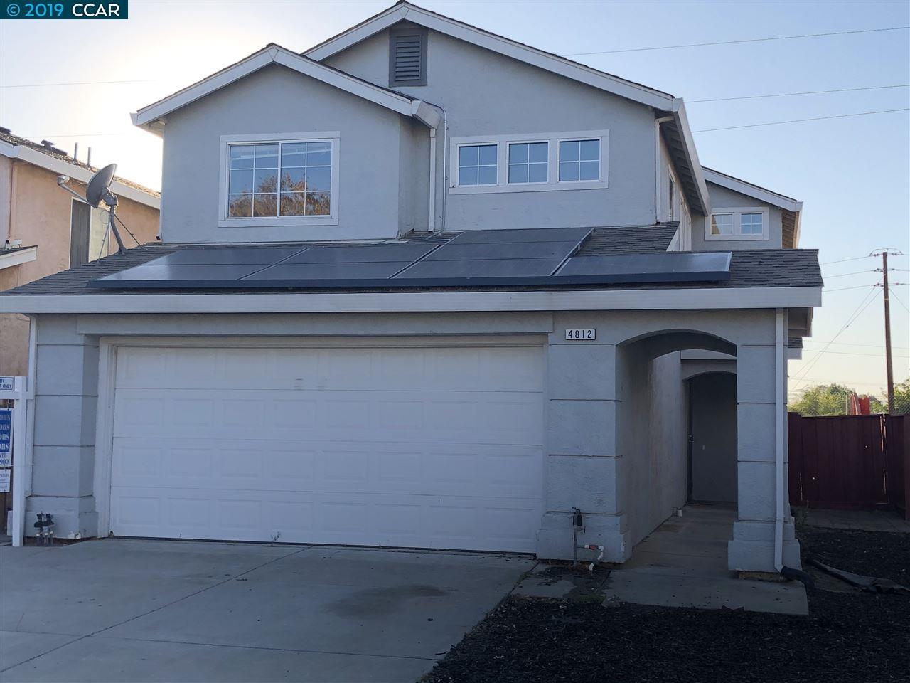 4812 Bayside Way, OAKLEY, CA 94561