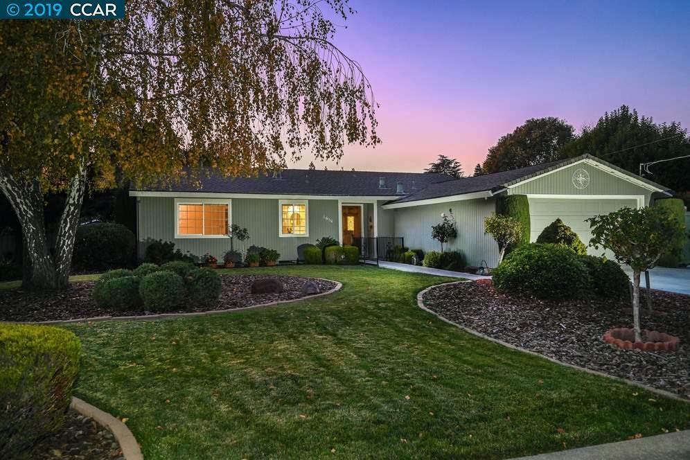 1654 Elda Ct Pleasant Hill, CA 94523