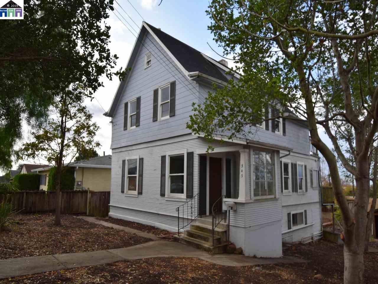 543 Norvell Street El Cerrito, CA 94530