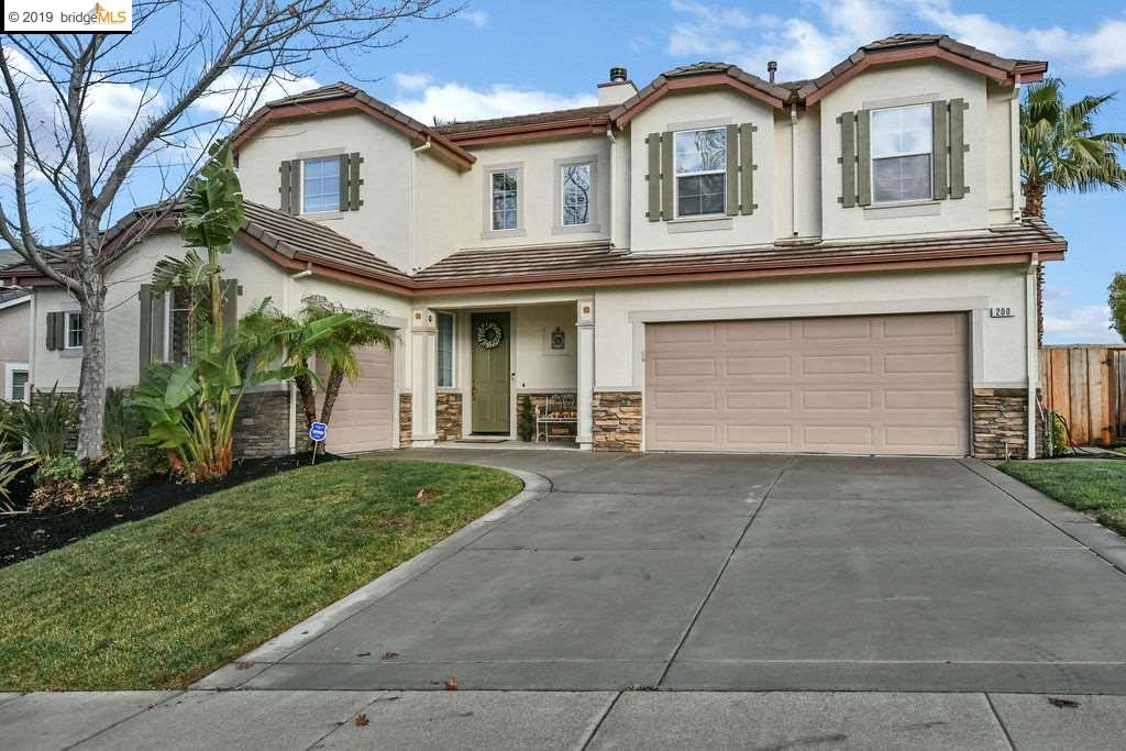 200 W Country Club Dr., BRENTWOOD, CA 94513