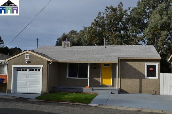 884 Pine Ave Pinole, CA 94564