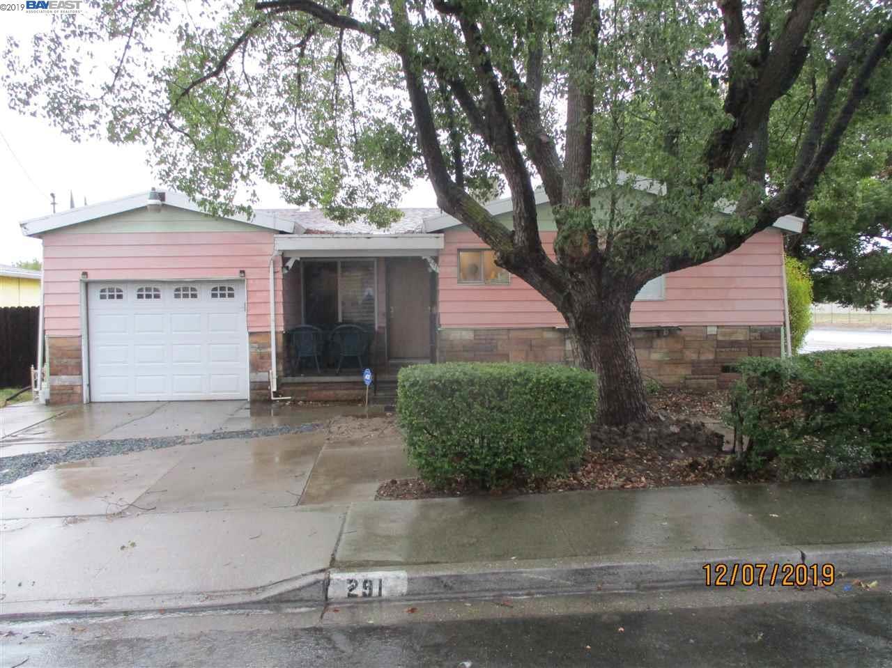 291 Edward Ave, PITTSBURG, CA 94565